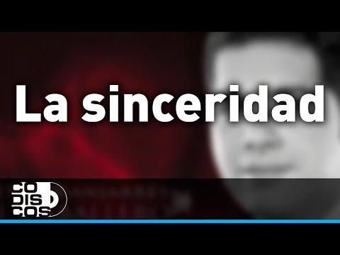Peter Manjarrés & Sergio Luis Rodríguez - La Sinceridad (Audio)