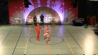 Michelle Uhl & Tobias Bludau - Schwäbische Meisterschaft 2015