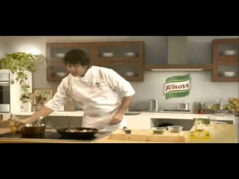 Recetas Knorr - Arroz con Calamares