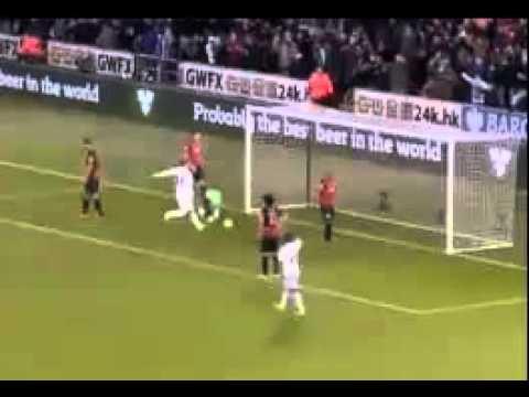 Swansea  2 - 0 QPR - Liga Inglesa - Comentarios y análisis