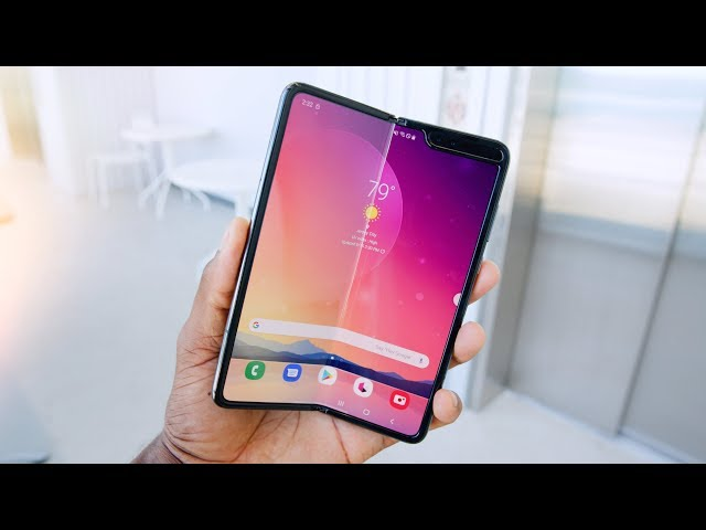 Samsung Galaxy Fold Re-do Everything New!