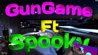 Gungame Ft. o Spooky | #1