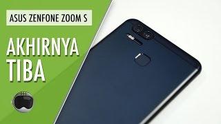 ASUS ZenFone Zoom S Hands-on Indonesia