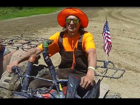 2014 High Lifter Quadna Mud Nationals Obstacle Course