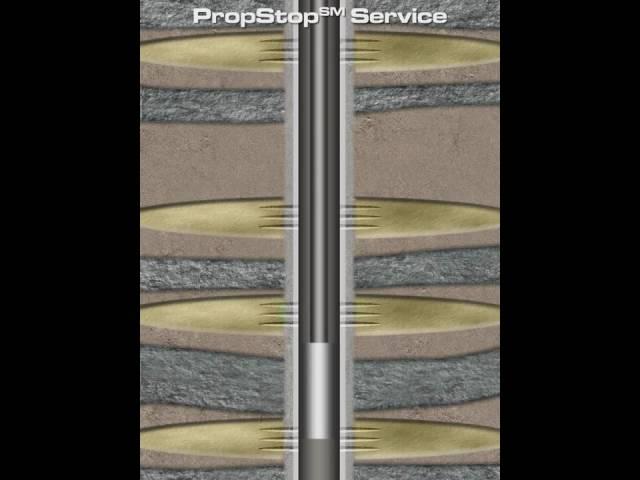 Halliburton's PropStop