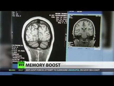 DARPA creating USB memory stick for human brain