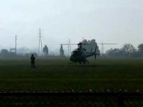LASD Air Unit landing