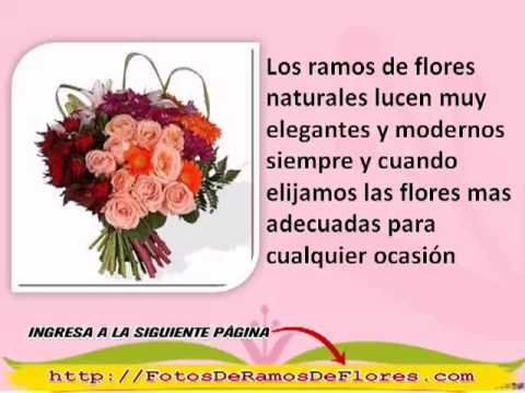 Fotos de Ramos de Flores Naturales [Ramos de Novia Naturales]