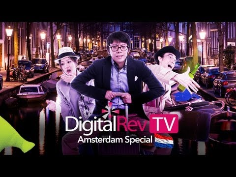 DigitalRev TV - Amsterdam Special Pt. 1 (feat. PhaseOne IQ160, Fujifilm X100S, Panasonic GH3)