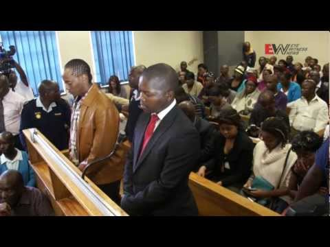 Jub Jub Guilty Of Murder video