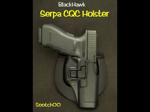 Blackhawk Serpa Holster Music Videos