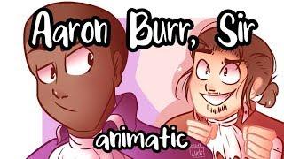 Aaron Burr, sir    Hamilton Animatic    (resubido)   