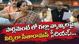 TDP MP Galla Jayadev Comments on PM Modi in Parliament | Nirmala Sitharaman