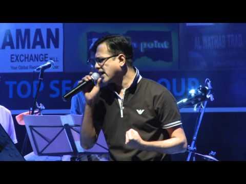 Asif New Concert Qatar. Best Of Asif Song ,  Akash Media Bhubon 2015.