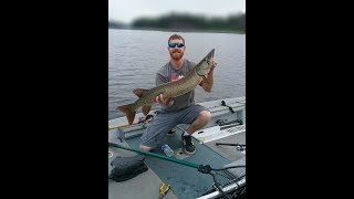 5 Muskie Day In Northern WI