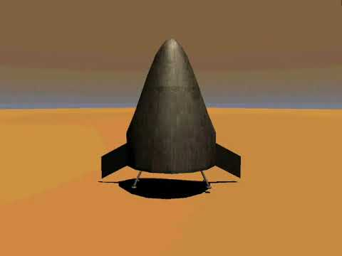 Mission to Mars: Orion nuclear propulsion - Orbiter Space Flight Simulator