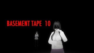 Yandere Simulator:Basement Tape 10 (Pose Mode)