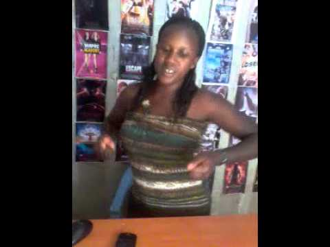 Hilarious!!! Watch This Hot Kenyan Girl Dance video