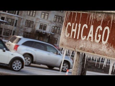 Autopistas congeladas por una tormenta invernal en EEUU -- Noticiero Univisión