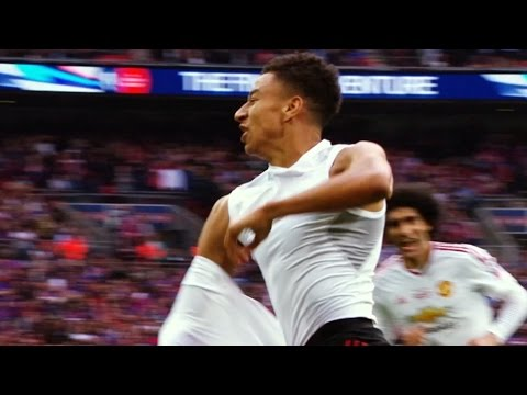 Crystal Palace 1-2 Manchester United - FA Cup Final Montage !!
