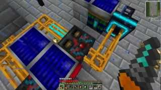 """SMG Plays Minecraft S01E05 - Tutoriál pro Technic (Automatické drcení a """"pečení"""" RP)"""