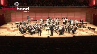 Black Dyke Band: Paul Lovatt-Cooper, Her First Breath - Brass-Gala 2017 (5/13)