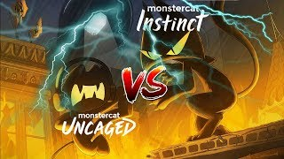 Monstercat: Uncaged Vs Monstercat: Instinct