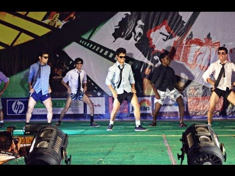 Lascivious Boys | Final Year tharki performance @Culrav 2013 MNNIT Allahabad