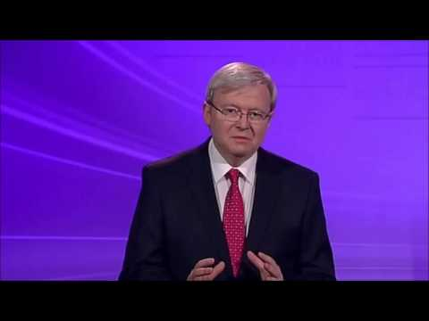 Australian Candidates Face Off In Election Debate