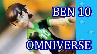 Ben 10 Omniverse Toys New York Toy Fair Preview