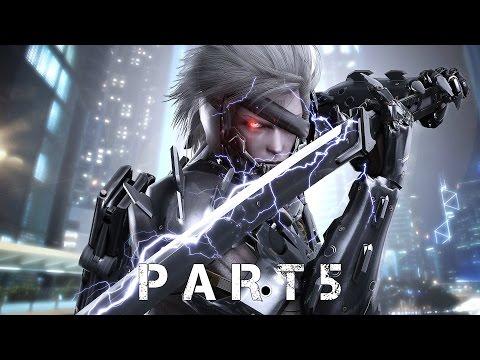 Metal Gear Rising Revengence / Chapter 3 Gameplay