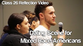 """Dating Scene for Mixed Race Americans"" #Soc119"