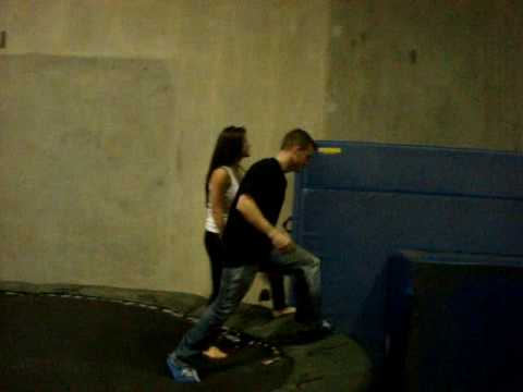 Rob Dyrdek and Arianny at the fantasy factory Video