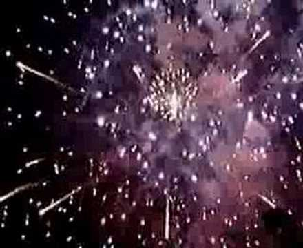 H.M. the King's Birthday – Fireworks in Sanam Luang 2006