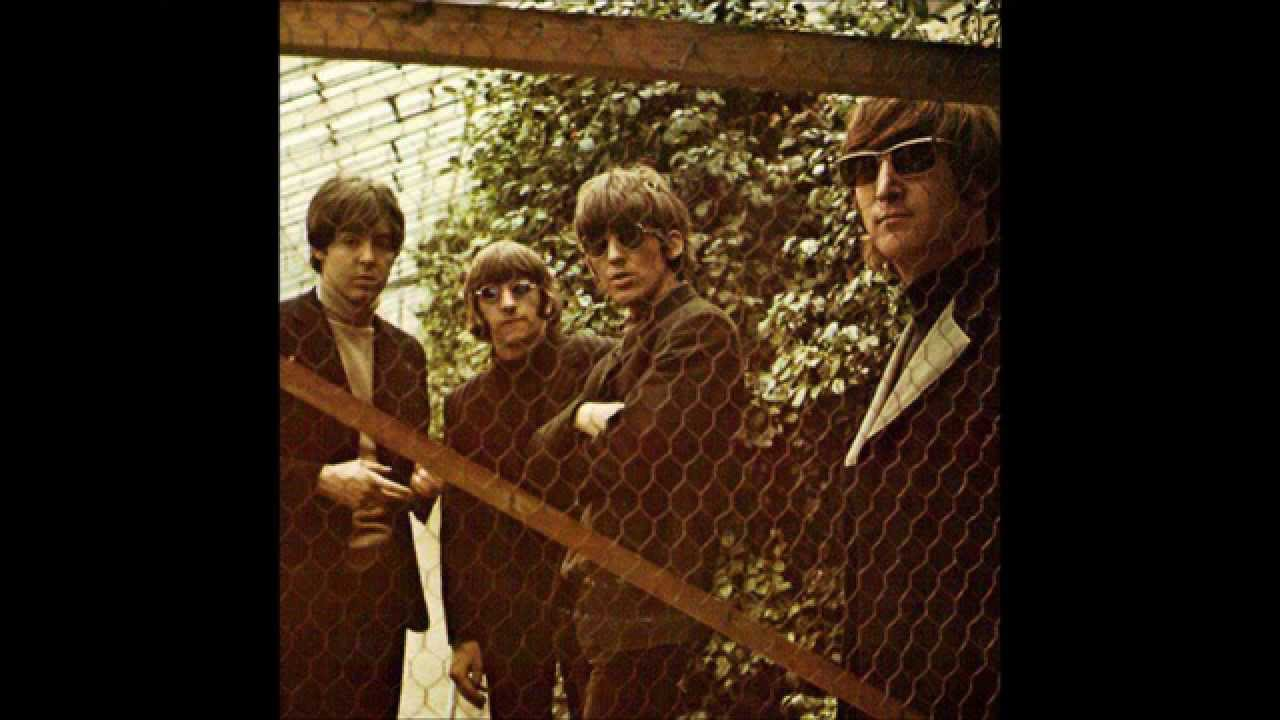 The beatles rain rescaling hd color remastered