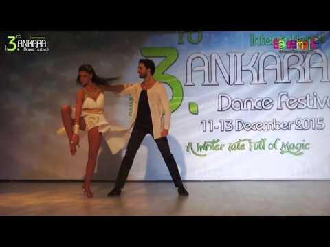 Onder Pamukoglu & Duygu Gunyel Show | AIDC-2015