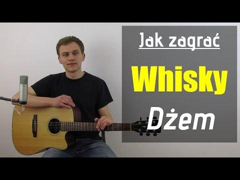 #92 Jak Zagrać Na Gitarze Whisky Moja żono - Dżem - JakZagrac.pl
