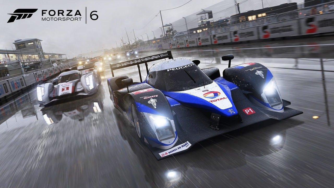 Forza 6: Racing Rivalry Gameplay - Gamescom 2015