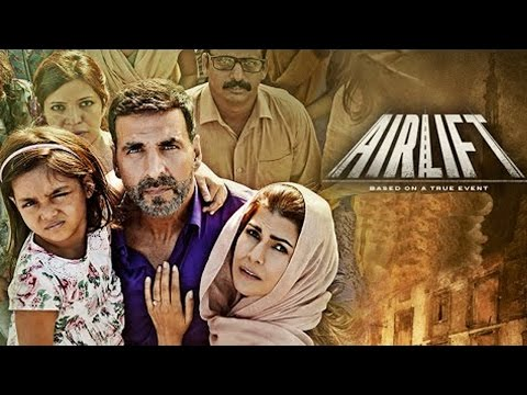 Airlift Full Movie Review | Akshay Kumar And Nimrat Kaur | Bollywood Movie 2016