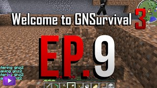 Welcome to GNSurvival 3 EP.9 จัดพื้นที่ให้เรียบ