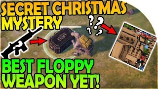 NEW SECRET CHRISTMAS MYSTERY + BEST FLOPPY WEAPON YET! - Last Day On Earth Survival 1.6.10 Update