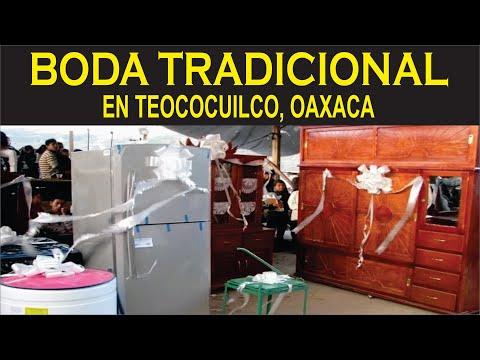 #Boda Tradicional en Teococuilco, #Oaxaca