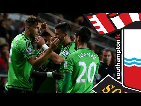 HIGHLIGHTS: MK Dons 0-6 Southampton (Capital One Cup Round 3)