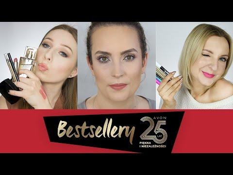 Bestsellery Dziewczyn Z Makeup TV Na 25-lecie AVON