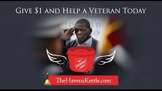 Give $1 and Help a Veteran Today!