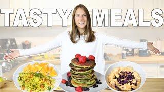 Three Easy Breakfast Favorites | Vegan, Easy and Baby friendly