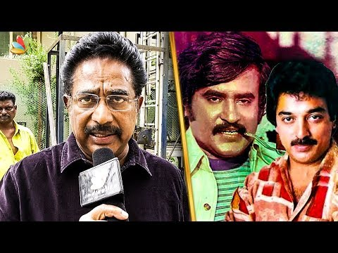 Director of Rajini-Kamal Hit Films Passes Away | Actor Rajesh Emotional Speech | R. Thyagarajan
