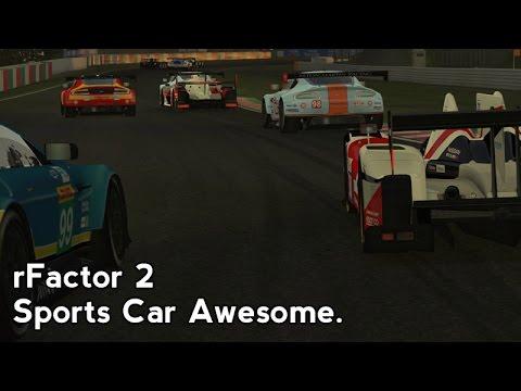 rFactor 2 : Sports Car Awesome. (Gibson 015S @ Matsusaka)