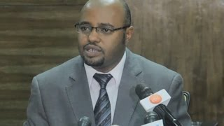 Ethiopia - Press Conference on Salary Increment and the Inflation