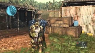 """Metal Gear Online - """"Best Buddies!"""""""